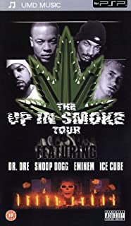 Various Artists - The Up In Smoke Tour [UMD Universal Media Disc]