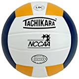 Tachikara NCCAA National Christian College Athletics Association premium Leather VolleyBall by...