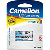 Camelion - 1 Pile Lithium CR2 3V pour appareil photo