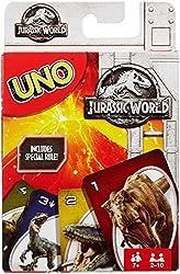 Mattel Games Uno Flk66Jurassic World