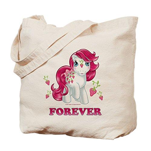 Pony Retro Sugarberry Forever Tragetasche, canvas, khaki, M ()