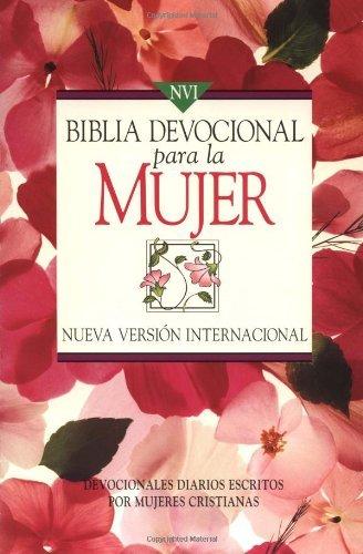 Biblia Devocional Para la Mujer-NU por Zondervan