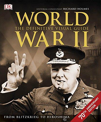 World War II. The Definitive Visual Guide
