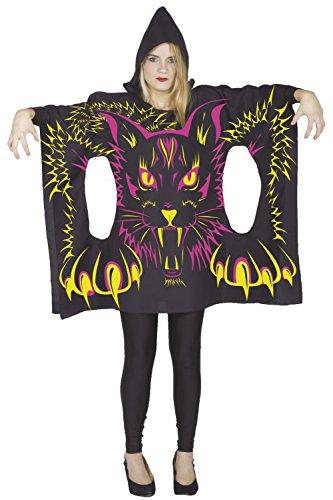 Fiori Paolo Skelett-Kostüm für Damen (Carnevale Kostüm Adulti)