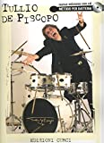 Metodo per batteria + CD - Tullio DE PISCOPO - Curci Jazz