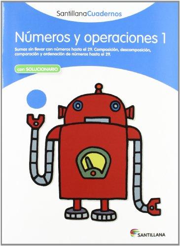 NUMEROS Y OPERACIONES 1