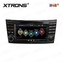 XTRONS 7 Inch HD Digital pantalla táctil Dual Canbus coche reproductor de DVD Radio estéreo GPS