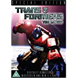 Transformers The Movie - Special Edition [1986] [DVD] [Animated] by Peter Cullen