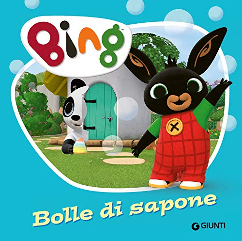 Bing. Bolle di sapone (Italian Edition)