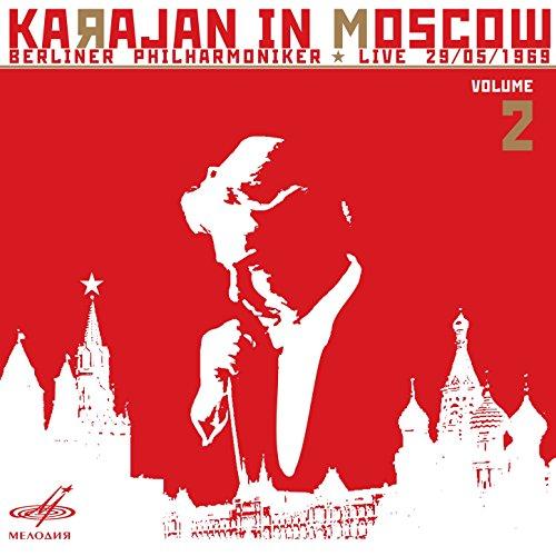 Karajan in Moscow, Vol. 2 (Live)