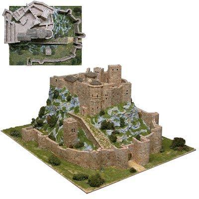 AEDES Maqueta del Castillo de Loarre
