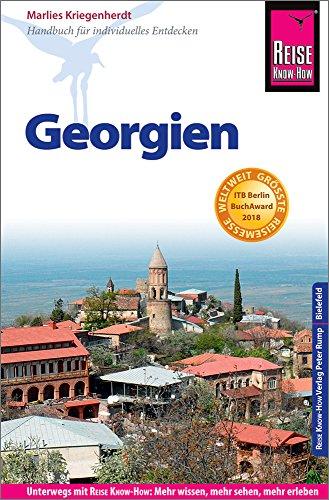 Reise Know-How Reiseführer Georgien (Georgien)