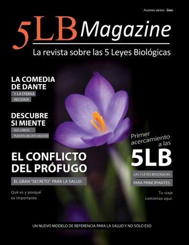5LB Magazine - ZERO [ES]: La revista sobre las 5 Leyes Biológicas por 5LB Magazine