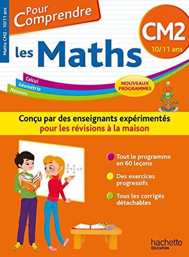 Pour Comprendre Maths CM2 - Nouveau programme 2016