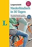 Langenscheidt Niederländisch in 30 Tagen - Set mit Buch, 2 Audio-CDs und Gratis-Zugang zum...