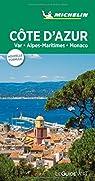 Guide Vert Côte-d'Azur Michelin par Michelin