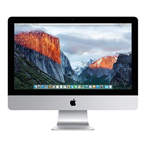 Apple iMac 21.5' i5 2.7GHz A1311 (EMC 2428) 8Go 1000Go - Clavier/souris neufs - Grade B - Unité Centrale