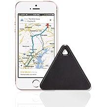 Zizon Bluetooth Smart Tag tracker pour animal domestique enfant suivi Localisateur de clés GPS localisation d'alarme