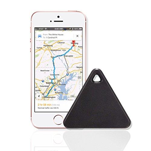 Zizon - Rastreador inteligente con localizador de GPS, alarma y Bluetooth para...