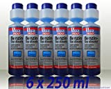 6x LIQUI MOLY 5107 Benzin-Stabilisator Additiv 250ml