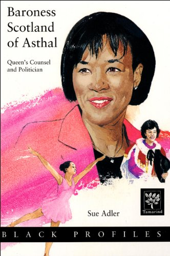 Junior Adler (Baroness Scotland of Asthal: Queen's Counsel and Politician: Peer, Barrister, Junior Minister (Black Profiles))