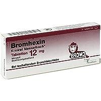 Bromhexin Krewel Meuselbach 12mg 20 stk preisvergleich bei billige-tabletten.eu