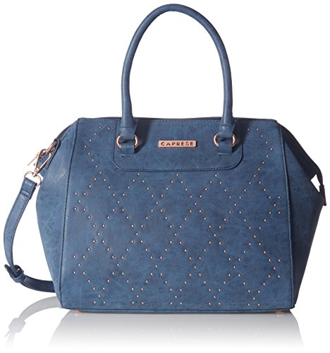 Caprese Peggy Women's Satchel (Blue)