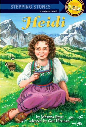 Heidi (A Stepping Stone Book(TM)) (English Edition)