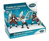 Papo - 39440 - Boîte Présentoir - Pirates Et Corsaire ...