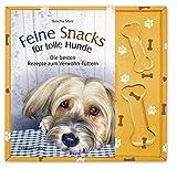 Feine Snacks für tolle Hunde-Set: Die besten Rezepte zum Verwöhn-Füttern. Buch und zwei Ausstechförmchen