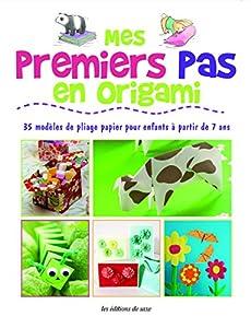 """Afficher """"Mes premiers pas en origami"""""""