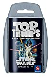 Star Wars - Episode 4 - 6 Top Trumps - Kartenspiel | Deutsch