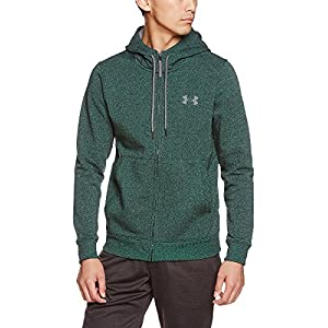 Under Armour Herren Threadborne Fz Hoodie Fleece Top