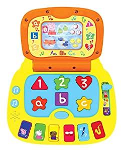 Peppa Pig PP02 Laugh and Learn - Juguete electrónico para Ordenador portátil