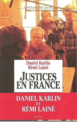 Justices en France