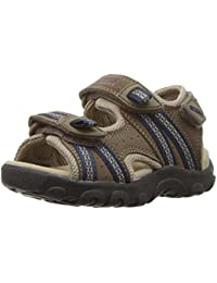 d722d67a2 Marrón - Sandalias y chanclas   Zapatos para niño ... - Amazon.es