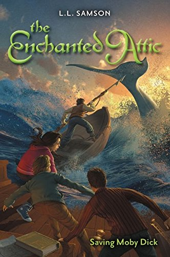 Saving Moby Dick (Enchanted Attic, Band