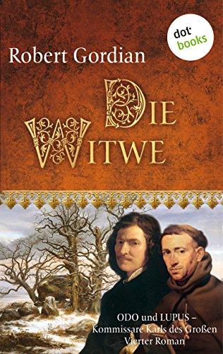 Buchseite und Rezensionen zu 'Die Witwe' von Robert Gordian