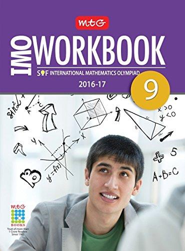 MTG International Mathematics Olympiad (IMO) Work Book - Class 9