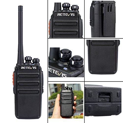 Zoom IMG-3 retevis rt24 walkie talkie pmr446
