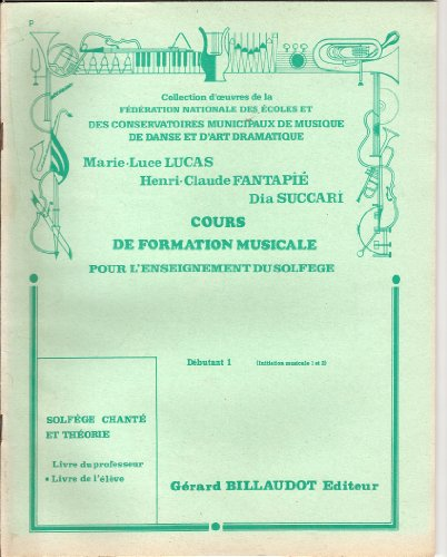 COURS DE FORMATION MUSICALE - Solfège c...