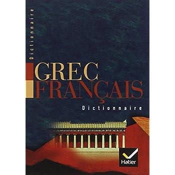 Dictionnaire : Grec-Français