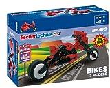 fischertechnik BASIC Bikes, Konstruktionsbaukasten - 505278 -