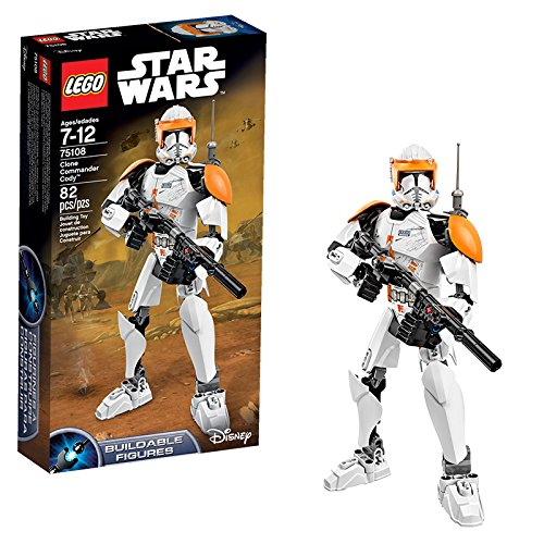 Wars Star Cody Commander (LEGO Star Wars 75108 - Clone Commander)