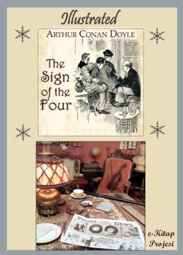 The Sign of the Four (Illustrated) (English Edition)