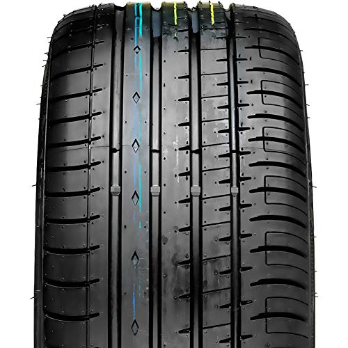 EP Tyres accelera phi r - x17 et X215 pneumatiques Summer (voitures)