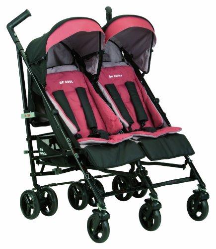 Be Cool Kindersitz 100% Geschwisterwagen–Buggy