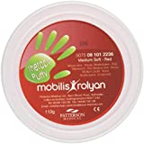 Patterson Pâtes Putty Rolyan Rouge Mi-Molle 113G
