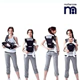 Baby Grow MotherCare 4 Position Baby Carrier (Navy)