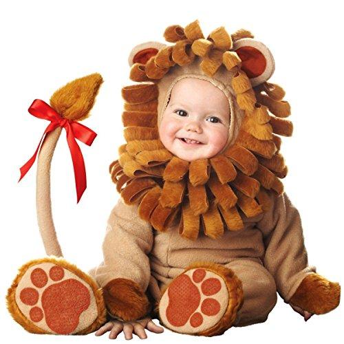 Elite Kollektion Kleinkind Kostüm - Generique Costume Leone per neonato - Premium